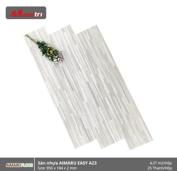 Sàn nhựa Aimaru A23