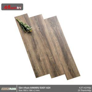 Sàn nhựa Aimaru A24