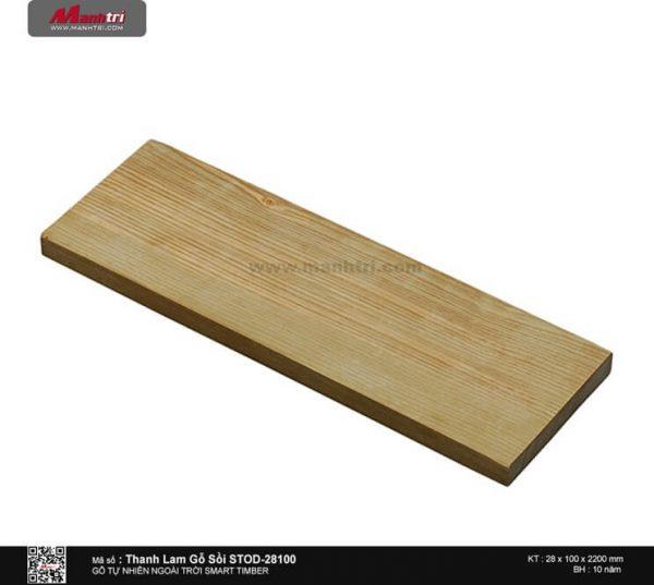 Thanh lam gỗ sồi STOD-28100