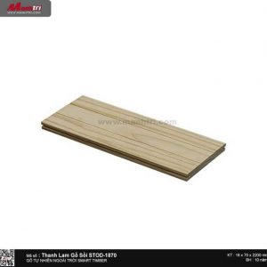 Thanh lam gỗ sồi STOD-1870