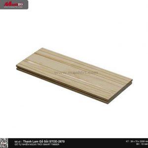 Thanh lam gỗ sồi STOD-2870