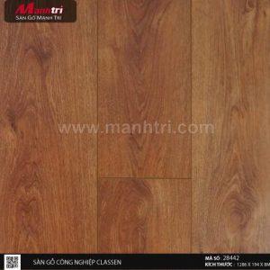 Sàn gỗ Classen 28442