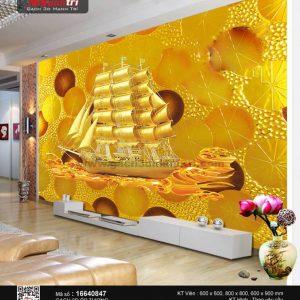 Gạch 3D Thuận Bườm Xuôi Gió Mạnh Trí 16640847