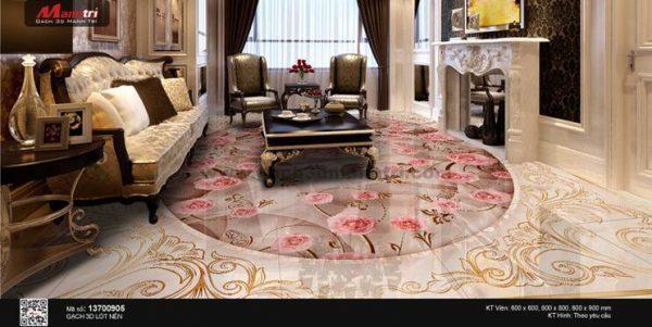 Gạch 3D Sàn Ngọc Mạnh Trí 13700905