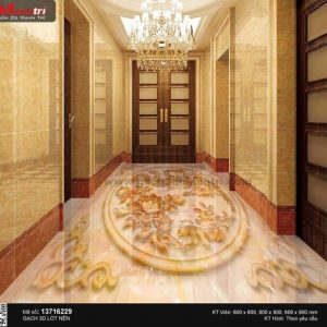 Gạch 3D Sàn Ngọc Mạnh Trí 13716229