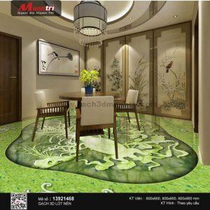 Gạch 3D Sàn Ngọc Mạnh Trí 13921468