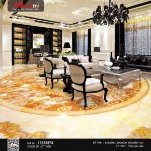 Gạch 3D Sàn Ngọc Mạnh Trí 13935874
