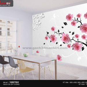Gạch 3D ốp tường mã 16867062