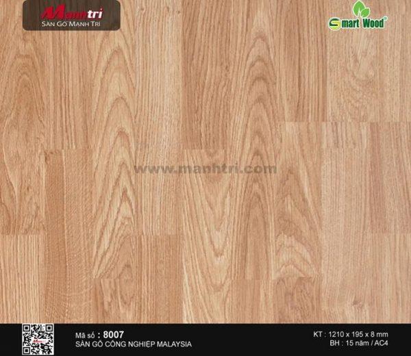 Sàn gỗ SmartWood 8007