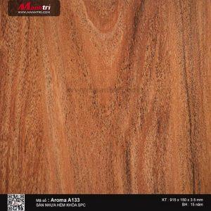 Sàn nhựa hèm khóa Aroma SPC A133