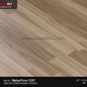 Sàn gỗ Malay Floor C257