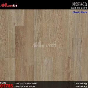 Classic plank 01785 pergo