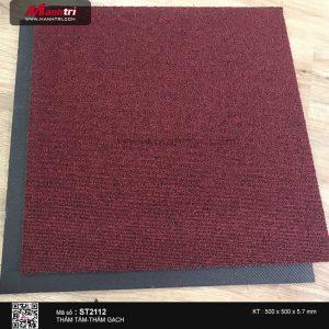 Thảm tấm-Thảm gạch ST2112