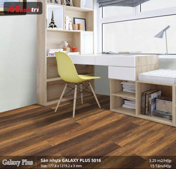 sàn nhựa Galaxy Plus 5016
