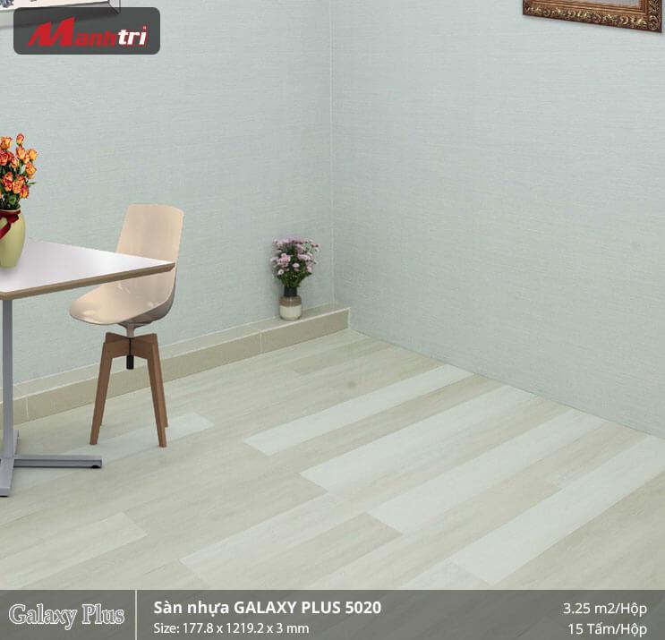 sàn nhựa Galaxy Plus 5020