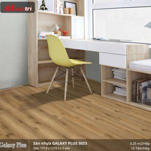 sàn nhựa Galaxy Plus 5023