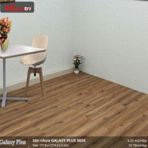 sàn nhựa Galaxy Plus 5024