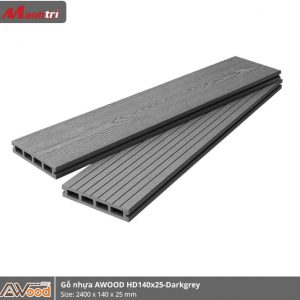 Awood HD140x25-4S-Dark Grey hình 2
