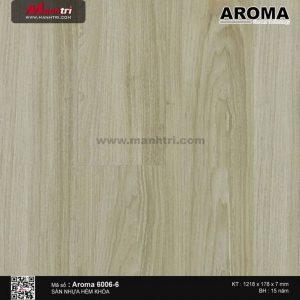 sàn nhựa Aroma 6006-6