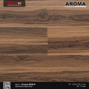 sàn nhựa Aroma mã 6036-9