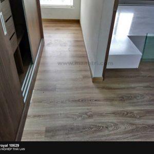 Thi công sàn gỗ Thairoyal 10629