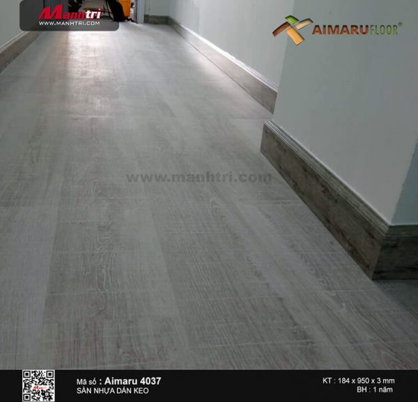 Sàn nhựa Aimaru 4037