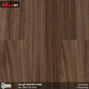 sàn gỗ Inovar FV808