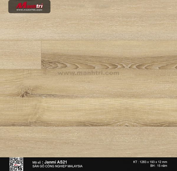 Sàn gỗ Janmi AS21