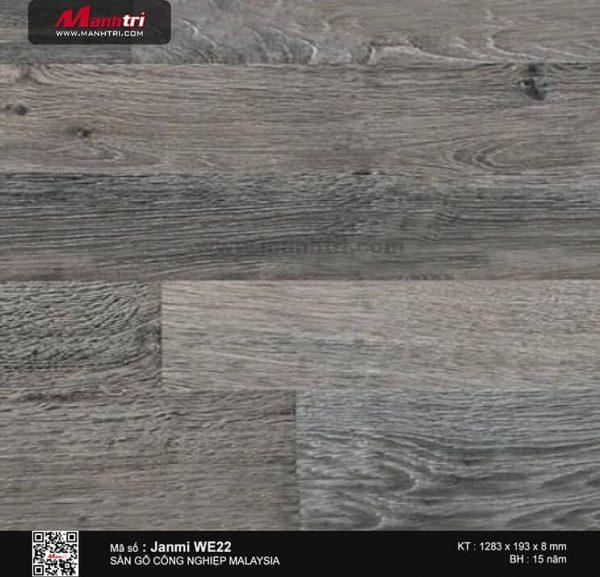 Sàn gỗ Janmi WE22
