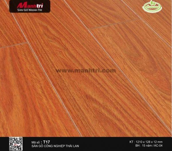 Sàn gỗ Leowood T17