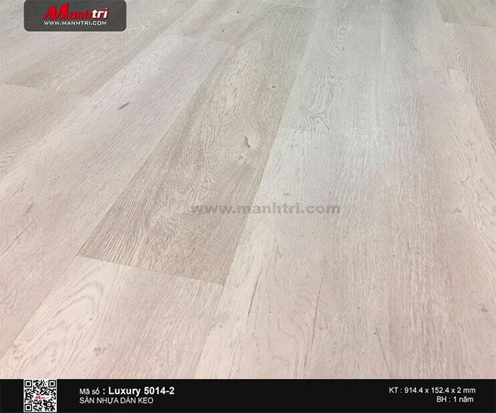 sàn nhựa Luxury mẫu 5014-2