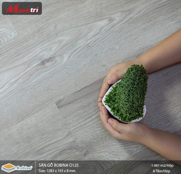 Sàn gỗ Robina O125