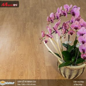 sàn gỗ Robina O35