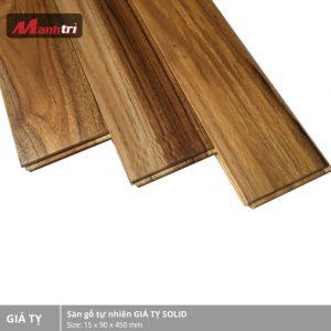 sàn gỗ tự nhiên giá tỵ 450