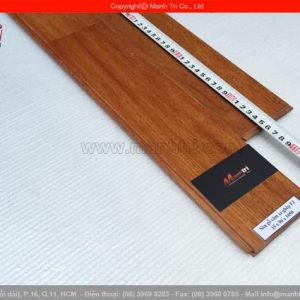 Sàn gỗ tự nhiên Căm Xe ghép FJ