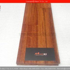 Sàn gỗ tự nhiên Căm Xe ghép FJL