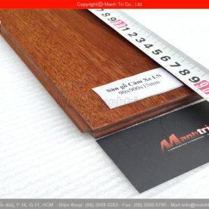 Sàn gỗ tự nhiên Căm Xe ghép LN