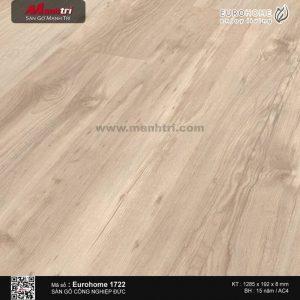 Sàn gỗ Eurohome 1722RF