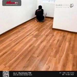 sàn gỗ Eurohome 709
