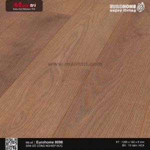 Sàn gỗ Eurohome 8098NL