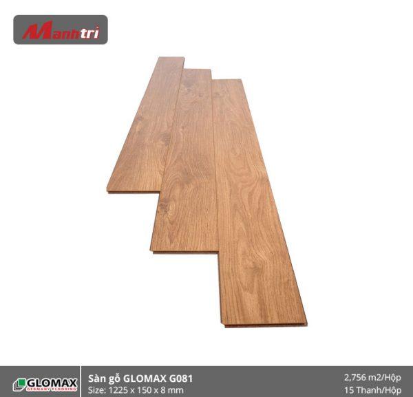 Sàn gỗ Glomax G081 hình 1