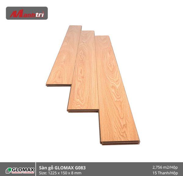 Sàn gỗ Glomax G083 hình 1