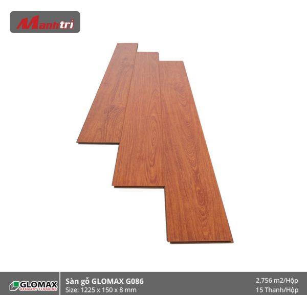 Sàn gỗ Glomax G086 hình 1