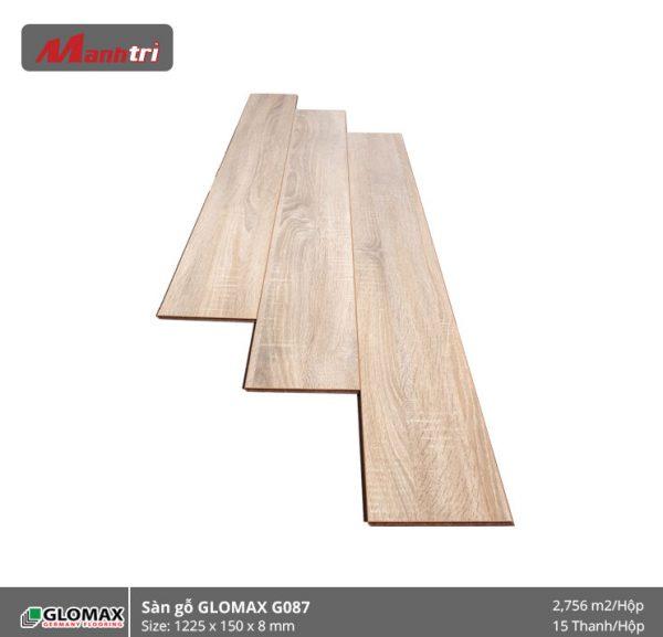Sàn gỗ Glomax G087 hình 1