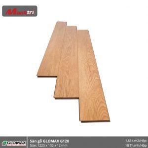 Sàn gỗ Glomax G120 hình 1