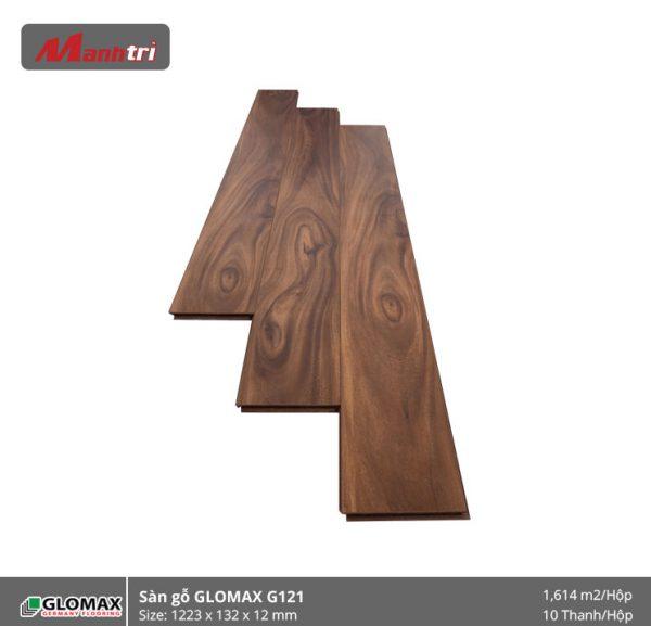 Sàn gỗ Glomax G121 hình 1