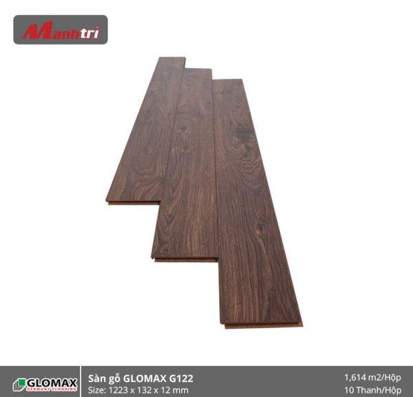 Sàn gỗ Glomax G122 hình 1