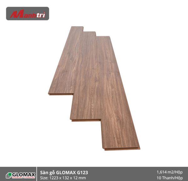 Sàn gỗ Glomax G123 hình 1