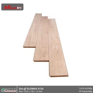 Sàn gỗ Glomax G124 hình 1