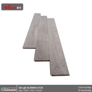Sàn gỗ Glomax G125 hình 1